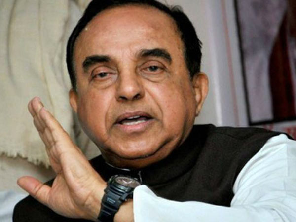 Subramanian Swamy Seeks Accountability After Bjp