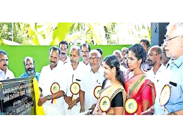 Government Going To Market Coconut Oil With The Help Of Ooralunkal Society