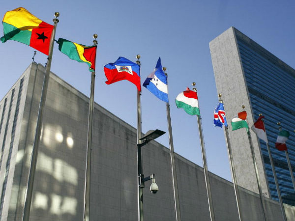 Jerusalem Move Roundly Condemned At Un