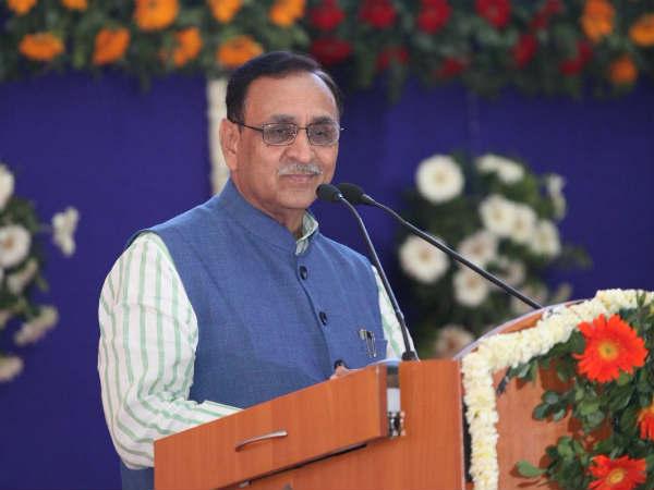 Vijay Rupani To Stay Gujarat Chief Minister Nitin Patel His Deputy Says Bjp