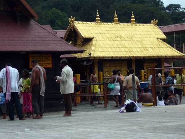 Illegal Explosive Materials Seized From Sabarimala
