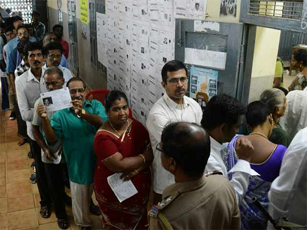 Rk Nagar Byelection Polling Is Over
