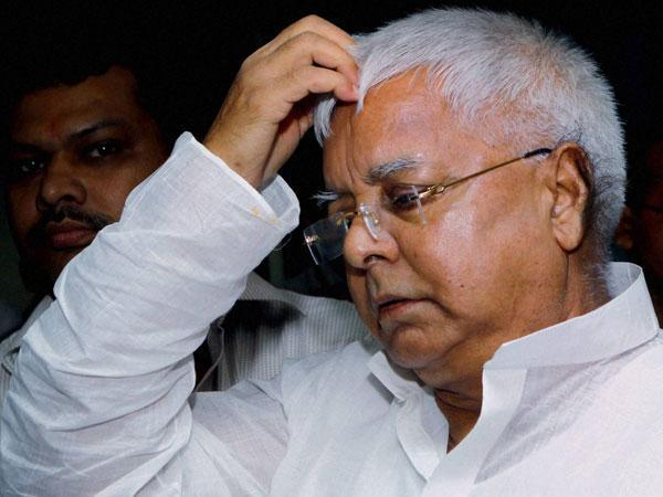 Fodder Scam Lalu Prasad Sentenced 3 5 Years Jail Rs 5 Lakh Penalty