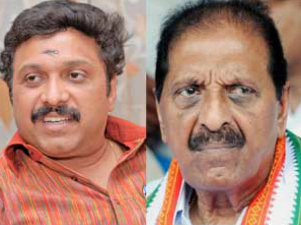 Balakrishna Pillai Reaction To News Related To Ncp Connection