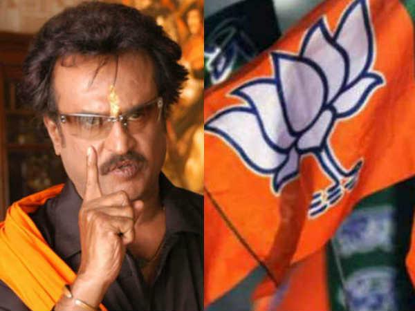 Rajini Will Align Nda 2019 Polls Says Tamil Nadu Bjp Chief