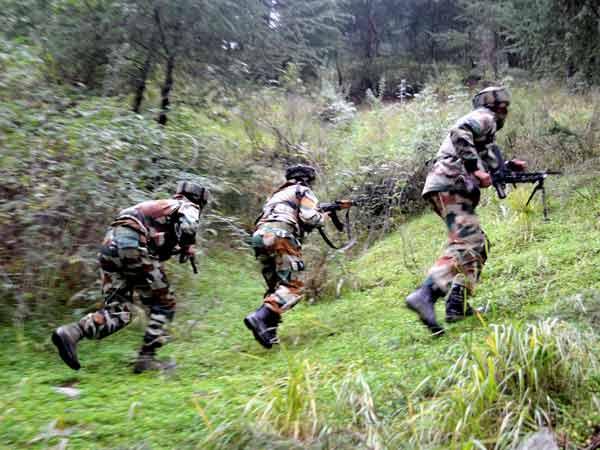 Four Jaish Terrorists Killed Jammu Kashmir S Uri Sector