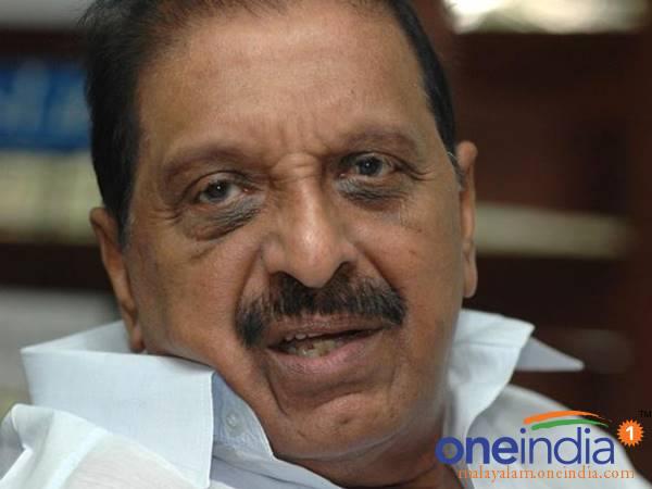 A Group Ncp Members Against Kerala Congress B Leader R Balakrishna Pillai