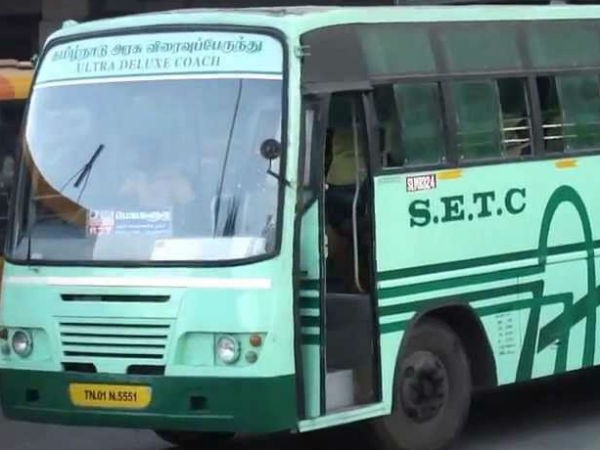 Tamil Nadu Transport Corporations Employees On Strike Passengers Stranded