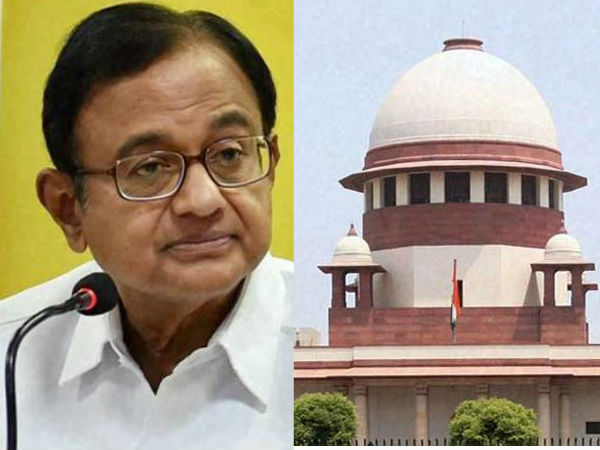 Chidambaram Raid Was Diversionary Tactics Distract Attention Sc Issue