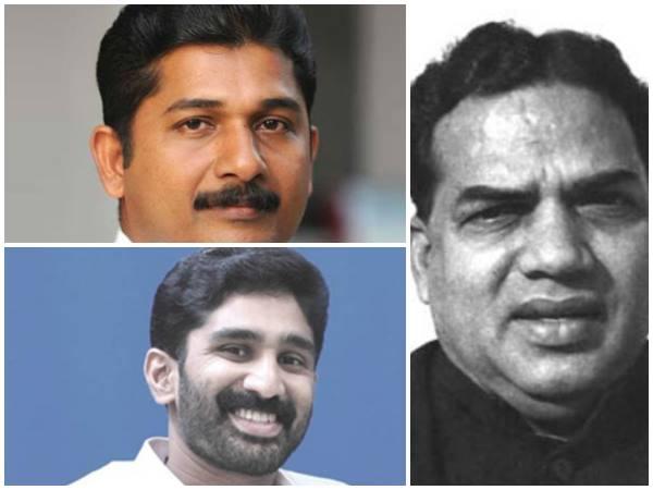M Swaraj Criticise Vt Balram On Akg Controversy