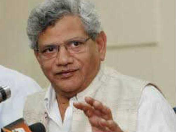 Prakash Karat And Sitaram Yechury Fight Over Congress Alliance