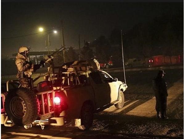 Kabul Hotel Attack Taliban Takes Responsibility The Attack
