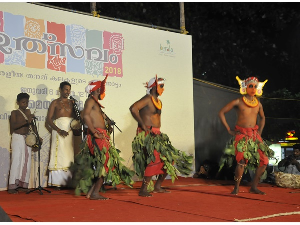 Different Arts Show Organised By Tourism Department