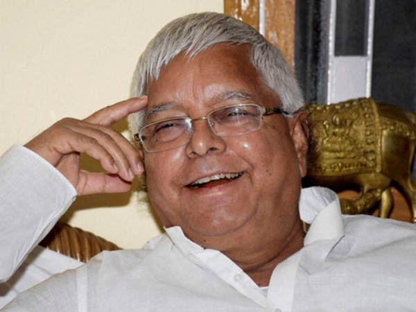 Lalu Prasad Yadav Has Two Aides At His Service In Birsa Munda Jail All About The Plan To Send Laxman