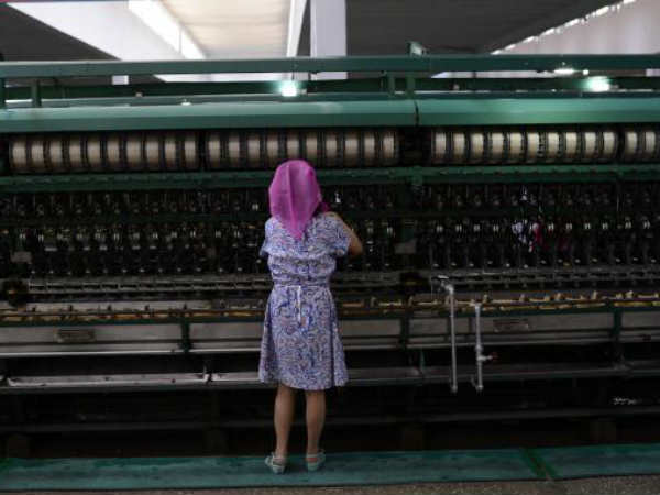 North Koreans Wear Clothes Made Stone Report Reveals