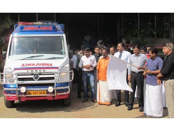Free Ambulance Service
