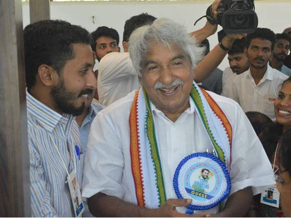 Jdu Will Not Leave Oommenchandy