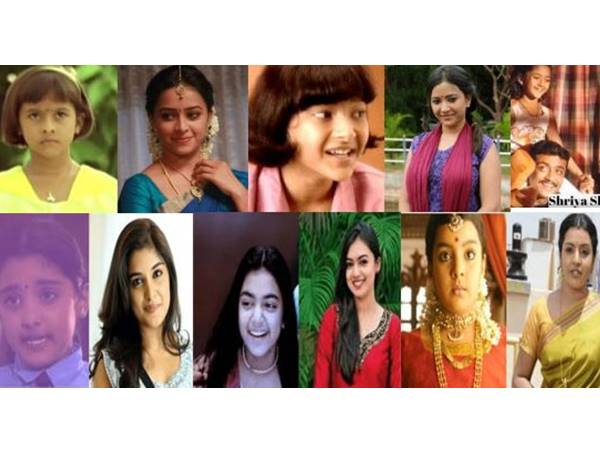 Tamil Child Artists Who Have Grown Up To Be Stars