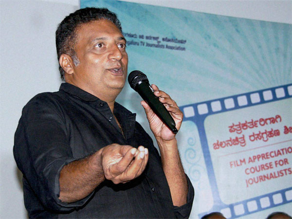 Will Join Politics If Challenged Prakash Raj