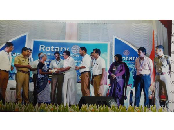 Kuttiyadi Rotary Club For Cancer Patients