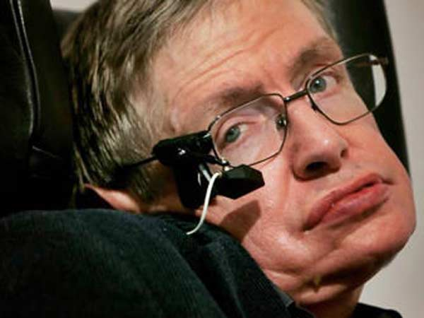 Has Stephen Hawking Been Replaced With A Lookalike