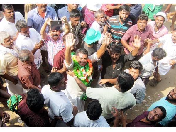 Cpm S Monopoly Got Over Udf Won In Speaker P Sriramakrishnan S Constituency