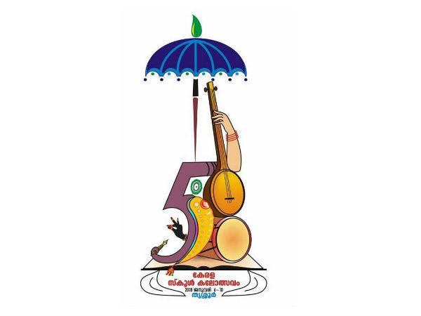 State School Kalolsavam Thrissur Kozhikode Won The First Place