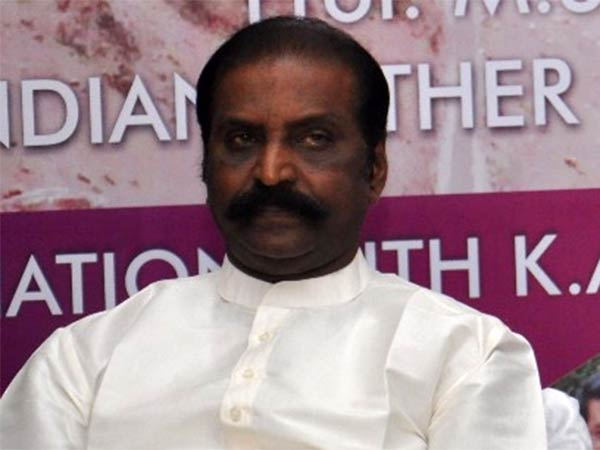 Case Against Vairamuthu For Controversial Remarks