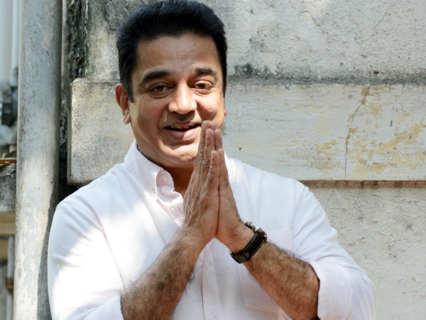 Kamal Announces His Next Political Move