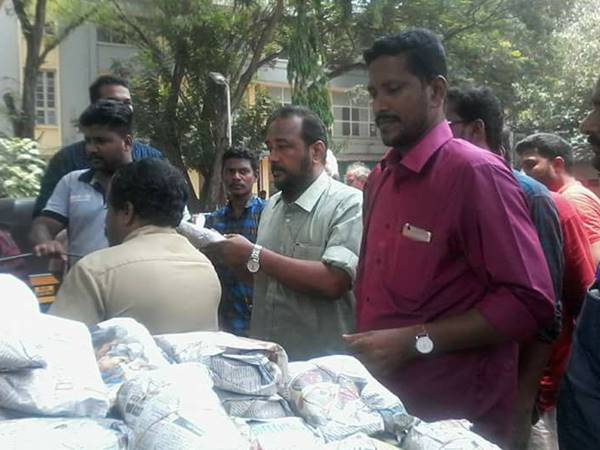 From The Heart An Initiative Dyfi Provide Food Thiruvananth Medical Collage
