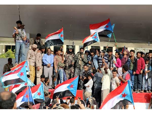Yemen Separatists Seize Army Base In Aden