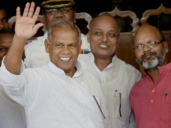 Jitan Ram Manjhi Quits Nda Join Rjd Led Grand Alliance