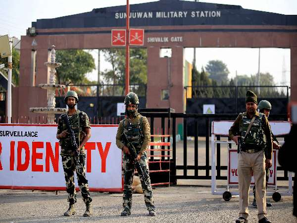 Jem Terrorists Who Carried Attack On Sunjuwan Miliary Camp Infiltrated From Pakistan
