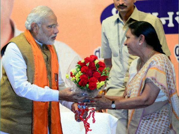 From Pakoda To Hotel Anandiben Patel Extends Pm Modi S Theory Of Pakoda