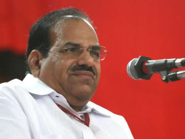 Cpim State Conference Thrissur Kodiyeri Elected Again As State Secretary