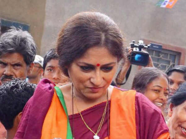 Big Fight Bengal Bjp Mp Roopa Ganguly Makes Stunning Allegations Party Chief