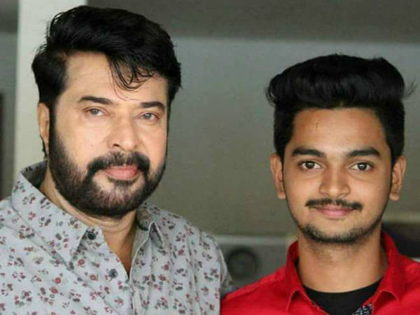 Mammoottys Financial Support To Died Fan