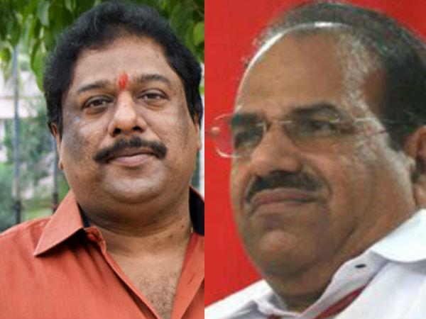Bar Bribery Case Biju Ramesh Allegation Against Cpim