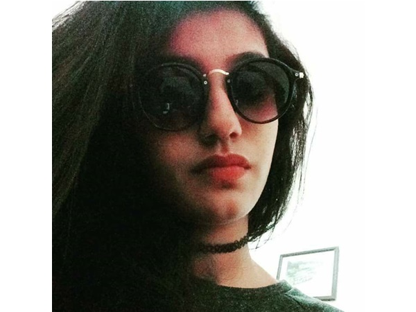 International Celebrity With In One Day Who Is Priya Prakash Warrier