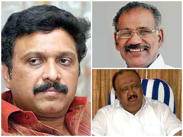 Plea Against Ak Saseendran New Controversy Regarding Kb Ganesh Kumar S Involvement
