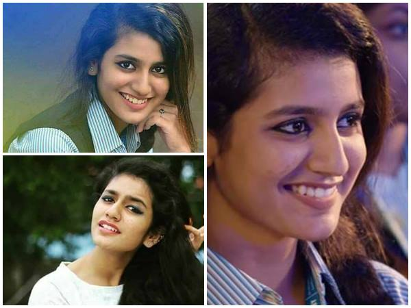 How Much Priya Prakash Warrier Charges For A Social Media Post