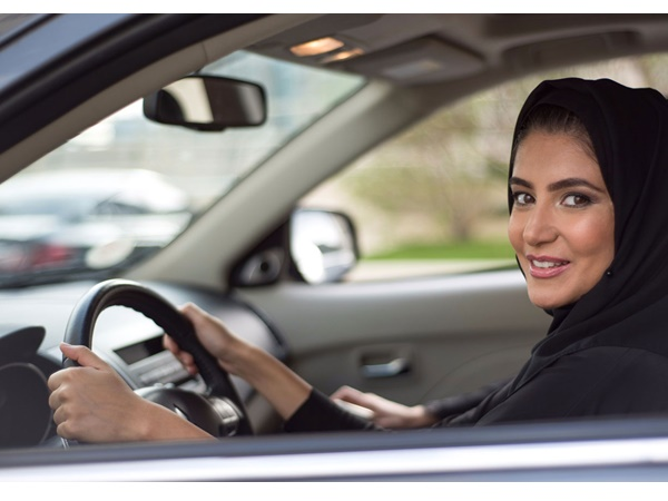 Oman Introduces Women Taxis