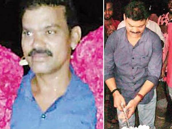 Media Report Vip Behind Goonda Binu S Birthdy Party