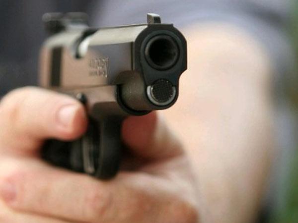 Woman In Up Shot Dead