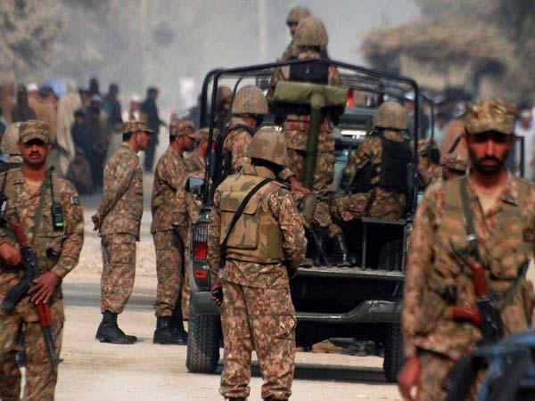 Pak Army Says Pakistan Deploy Troops Saudi Arabia