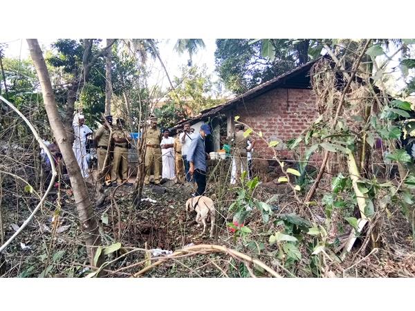 Blast Kondotty Four Houses Damaged