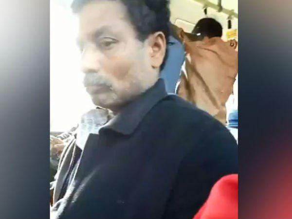 Du Student Fir Against 50 Year Old Man For Misbehave In Delhi Bus