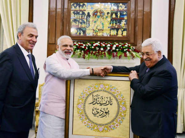 India Hopes See Independent Palestine State Soon Says Pm