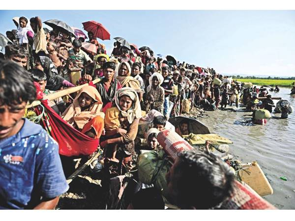 Myanmar Army Committed Genocide Agaisnt Rohingya