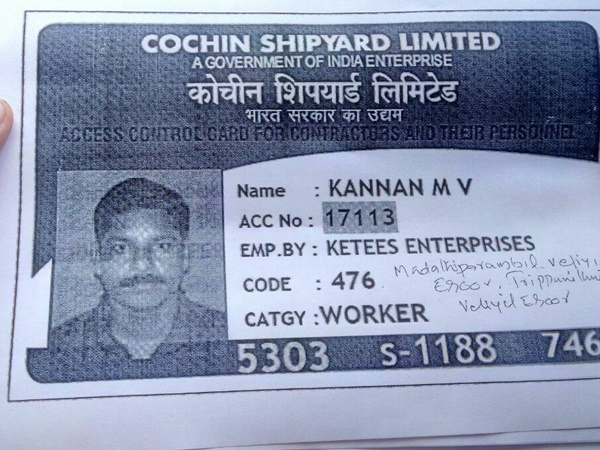 The Reason Behind The Blast Cochin Shipyard First Reports
